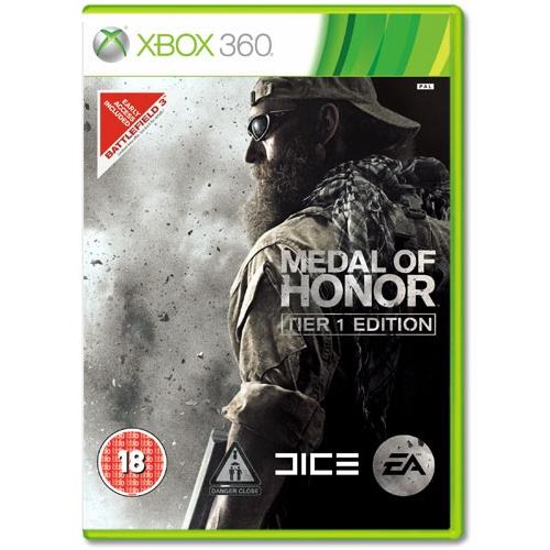 Joc Medal of Honor Tier 1 Edition pentru XBOX 360 0