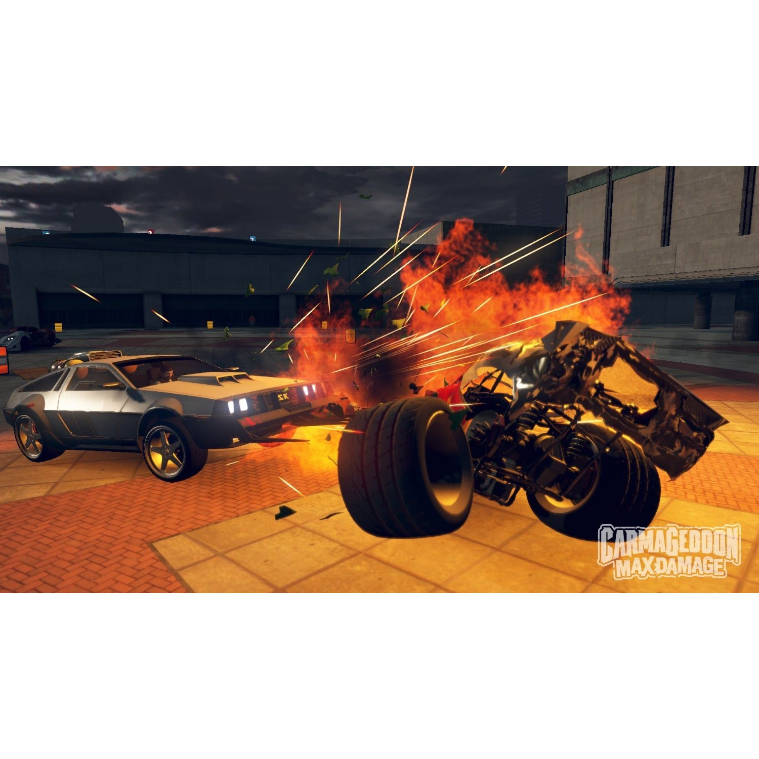 Joc Carmageddon: Max Damage Ps4 6