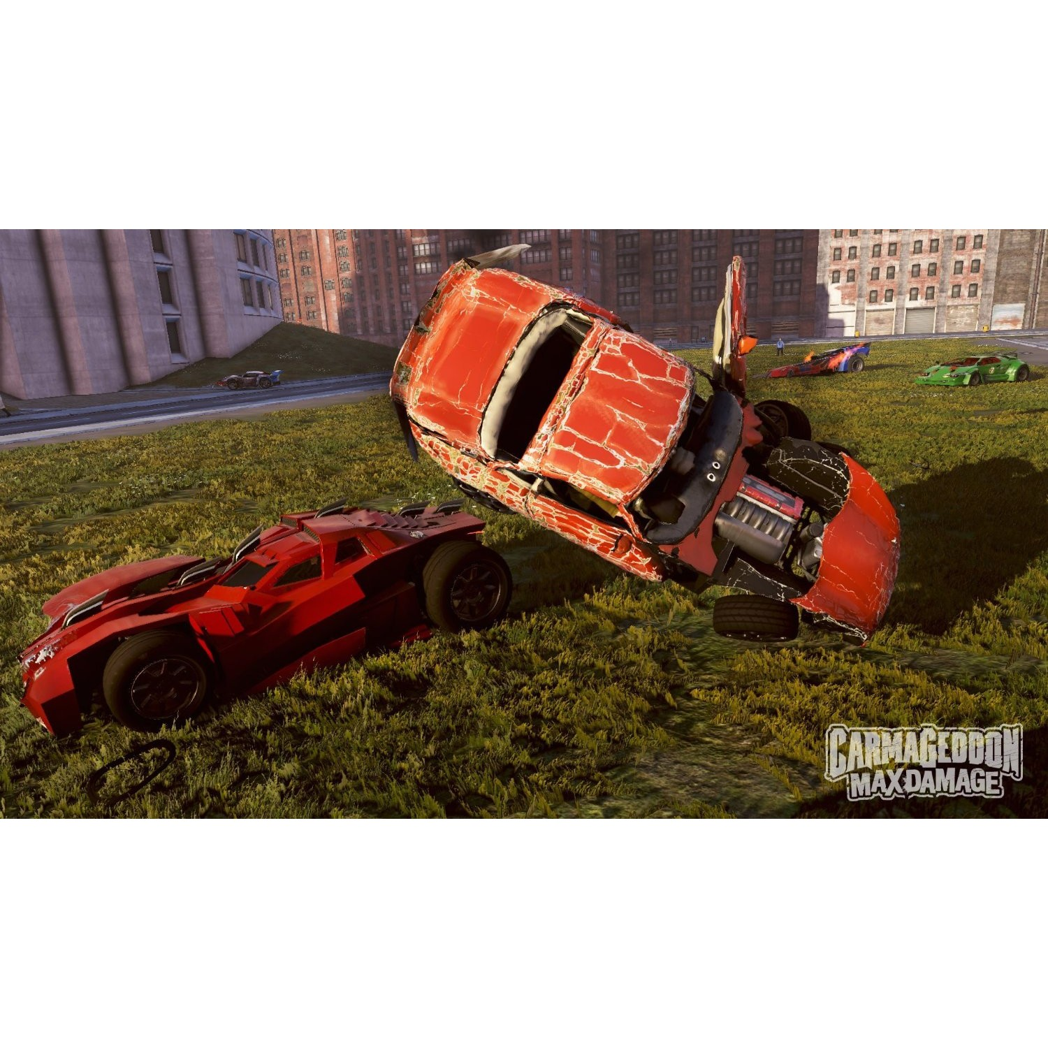 Joc Carmageddon: Max Damage Ps4 7