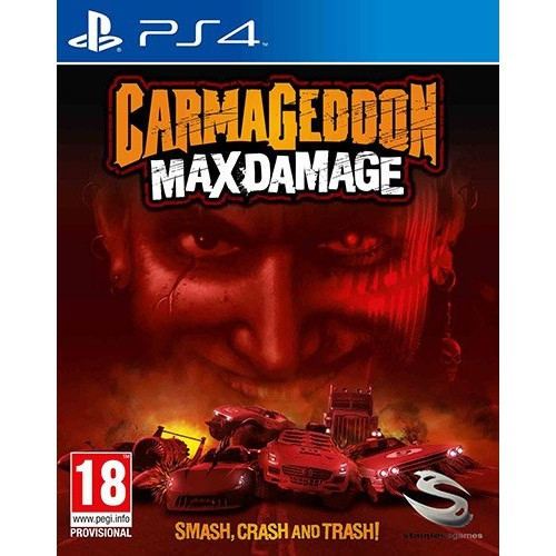 Joc Carmageddon: Max Damage Ps4 0