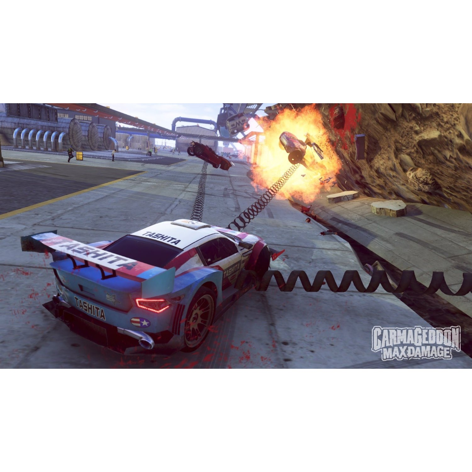 Joc Carmageddon: Max Damage Ps4 3