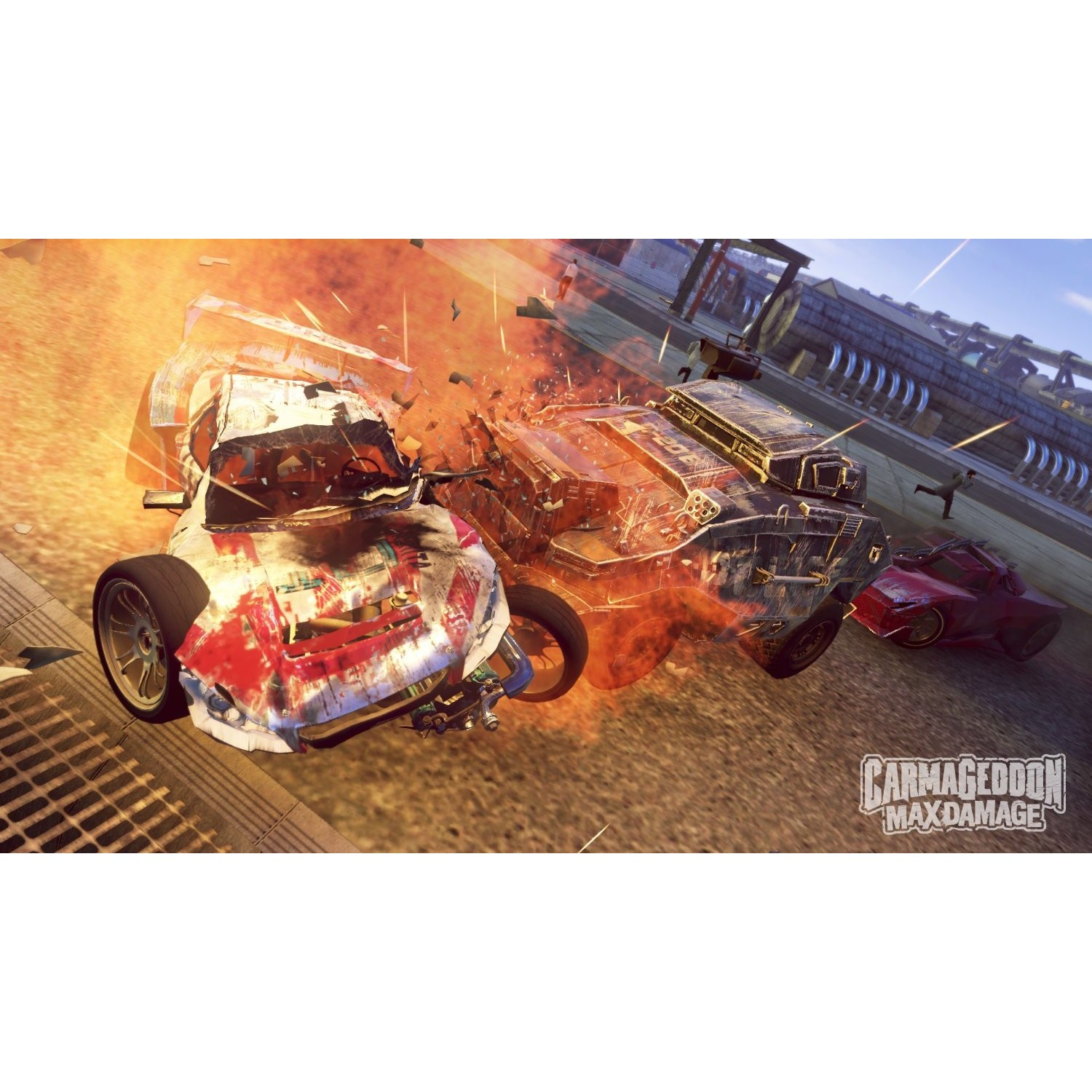 Joc Carmageddon: Max Damage Ps4 5