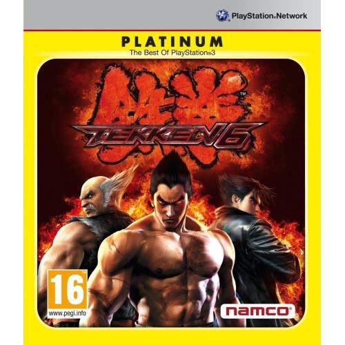 Joc Tekken 6 Platinum pentru PlayStation 3 0