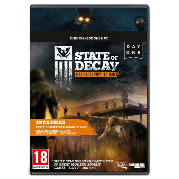 Joc State Of Decay YEAR ONE Survival Edition pentru PC 0