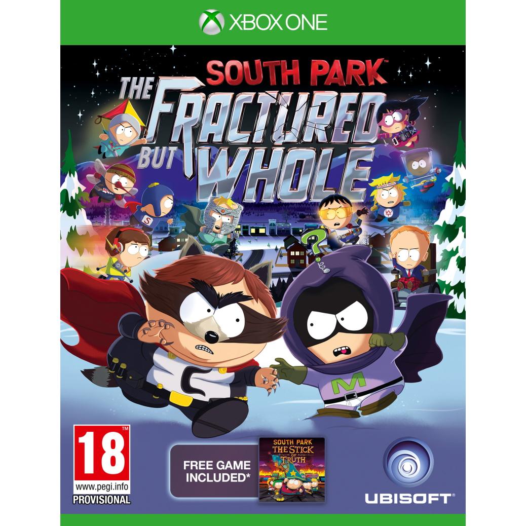 Joc South Park The Fractured But Whole pentru Xbox One 0