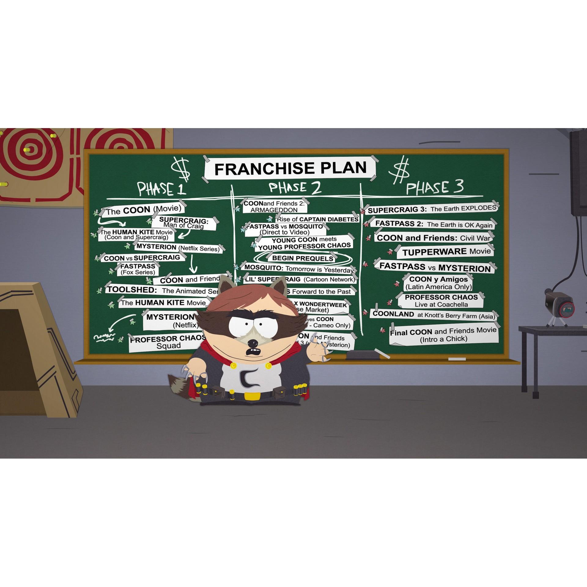 Joc South Park The Fractured But Whole pentru Xbox One 8