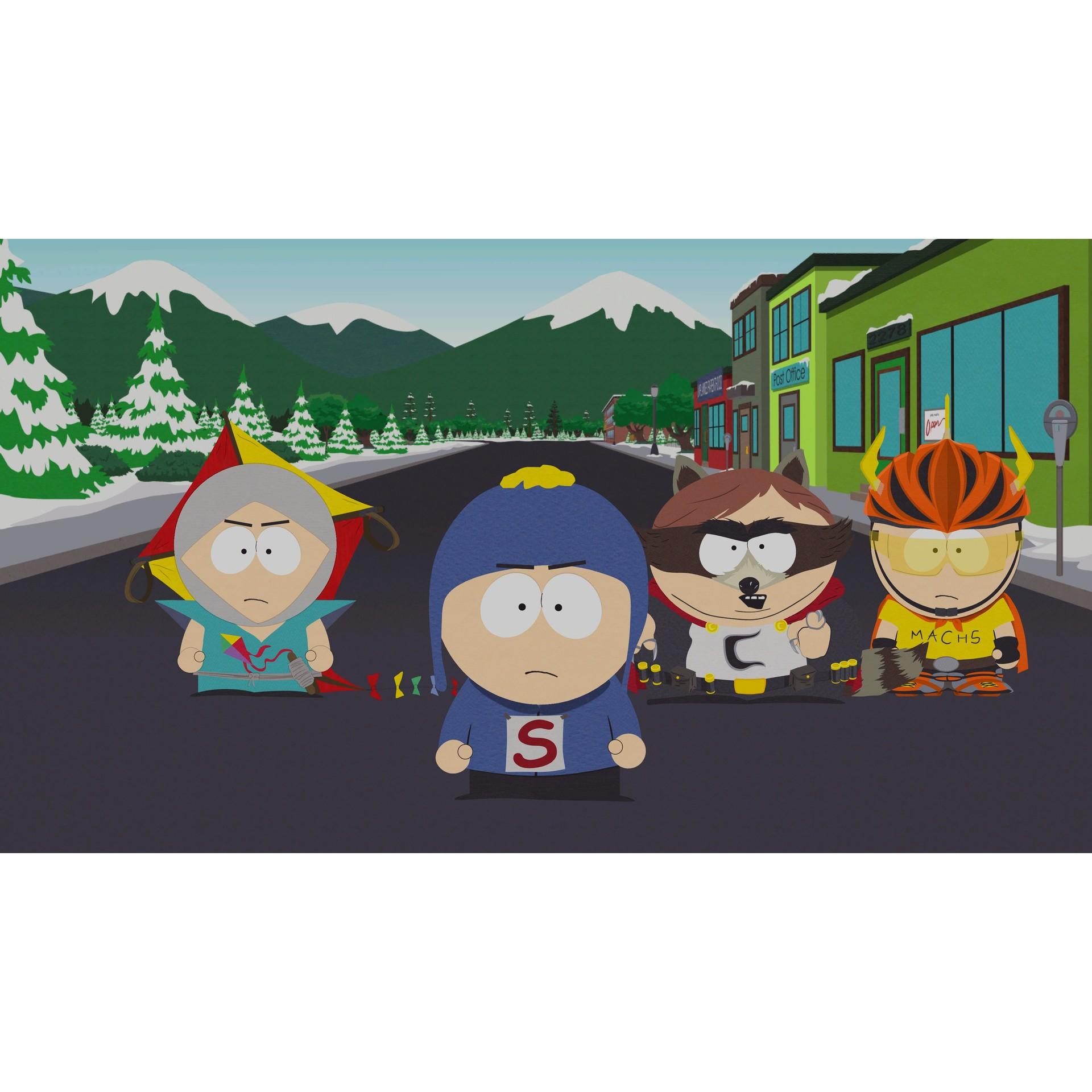 Joc South Park The Fractured But Whole pentru Xbox One 5