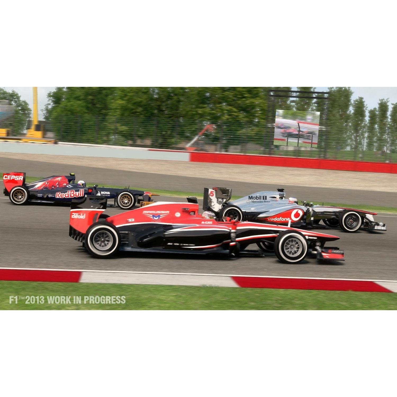 Joc Formula 1 2013 pentru PlayStation 3 4