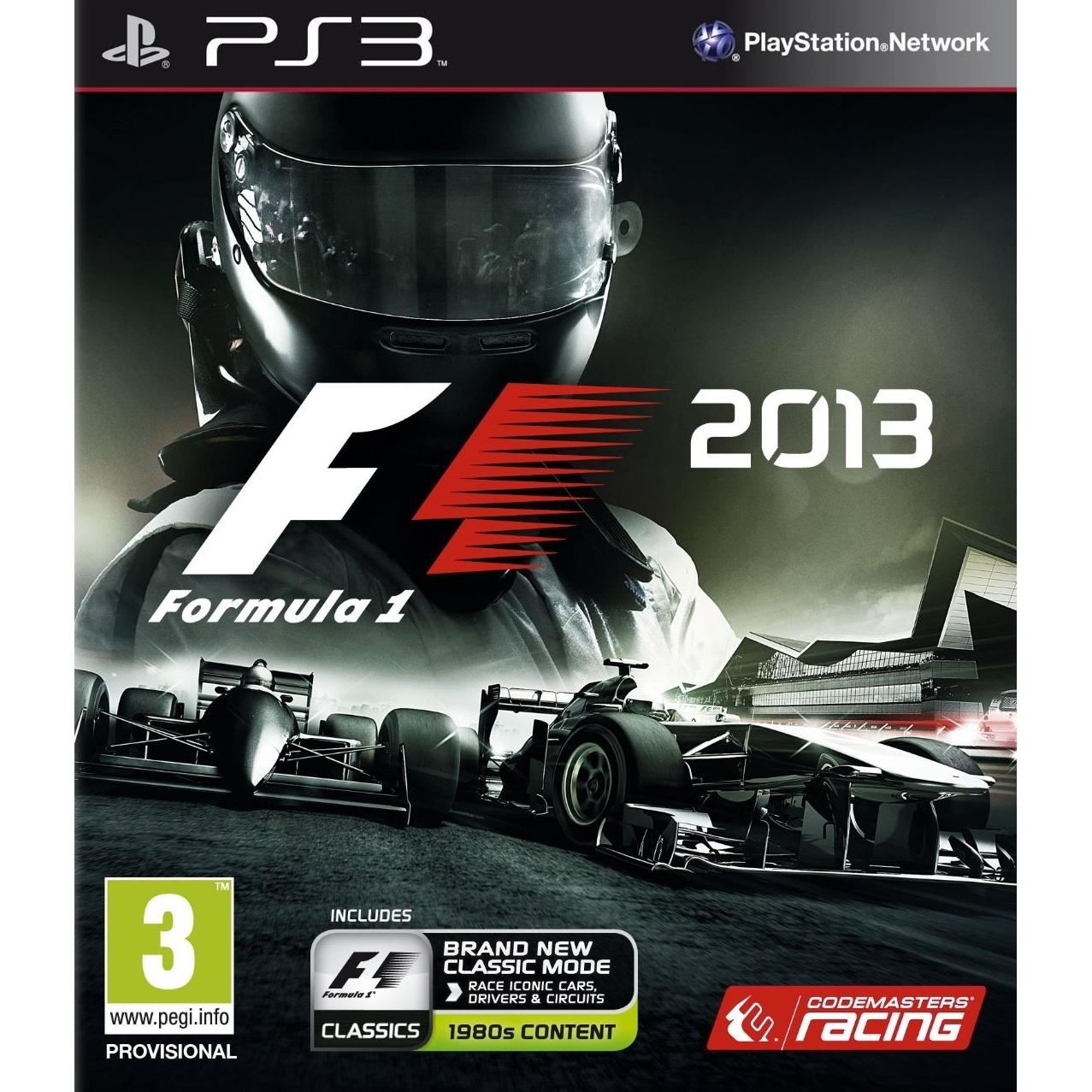 Joc Formula 1 2013 pentru PlayStation 3 0