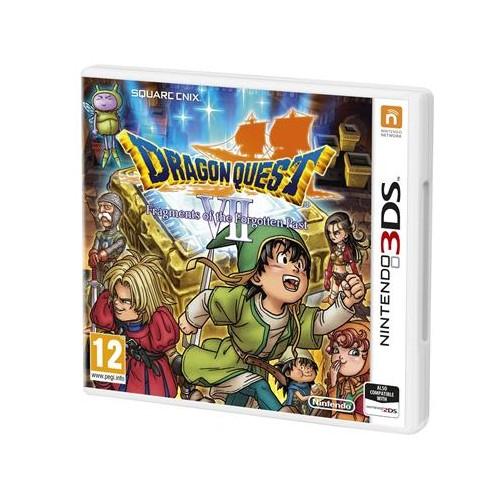 Joc Dragon Quest Vii Fragments Of The Forgotten Nintendo 3Ds 0