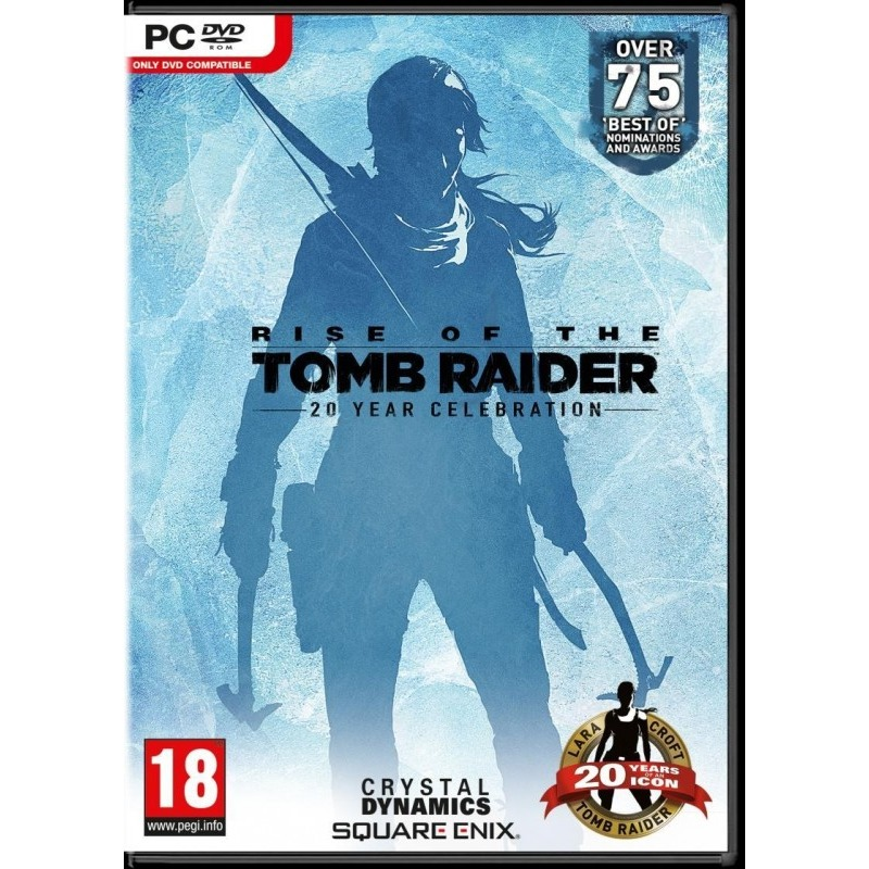 Joc Rise Of The Tomb Raider 20 Year Celebration pentru PC 0