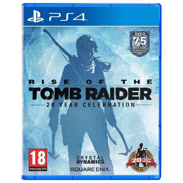 Joc Rise Of The Tomb Raider 20 Year Celebration pentru PlayStation 4 0