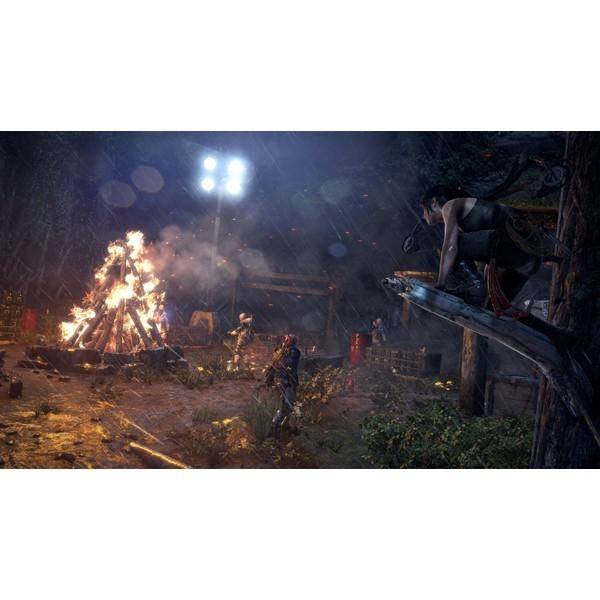 Joc Rise Of The Tomb Raider 20 Year Celebration pentru PlayStation 4 5