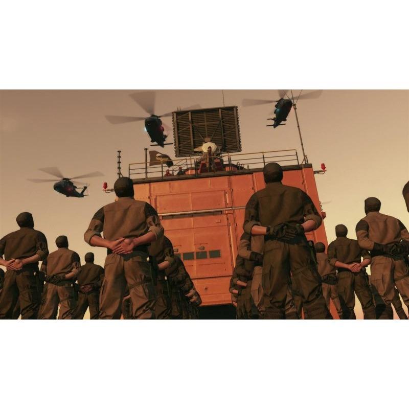 Joc Metal Gear Solid 5 Definitive Experience pentru Xbox One 5