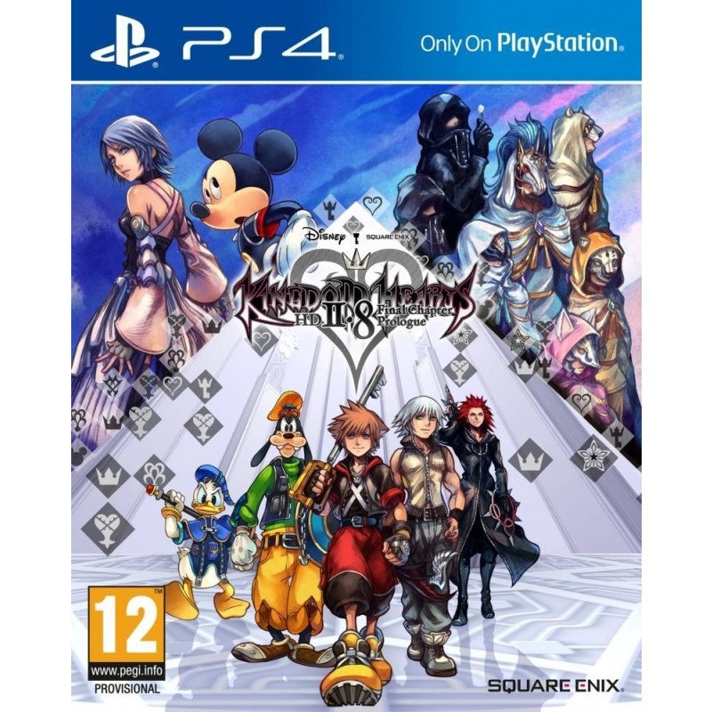 Joc Kingdom Hearts 2.8 pentru PlayStation 4 0