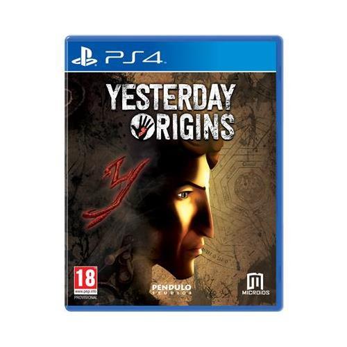 Joc Yesterday Origins Ps4 0