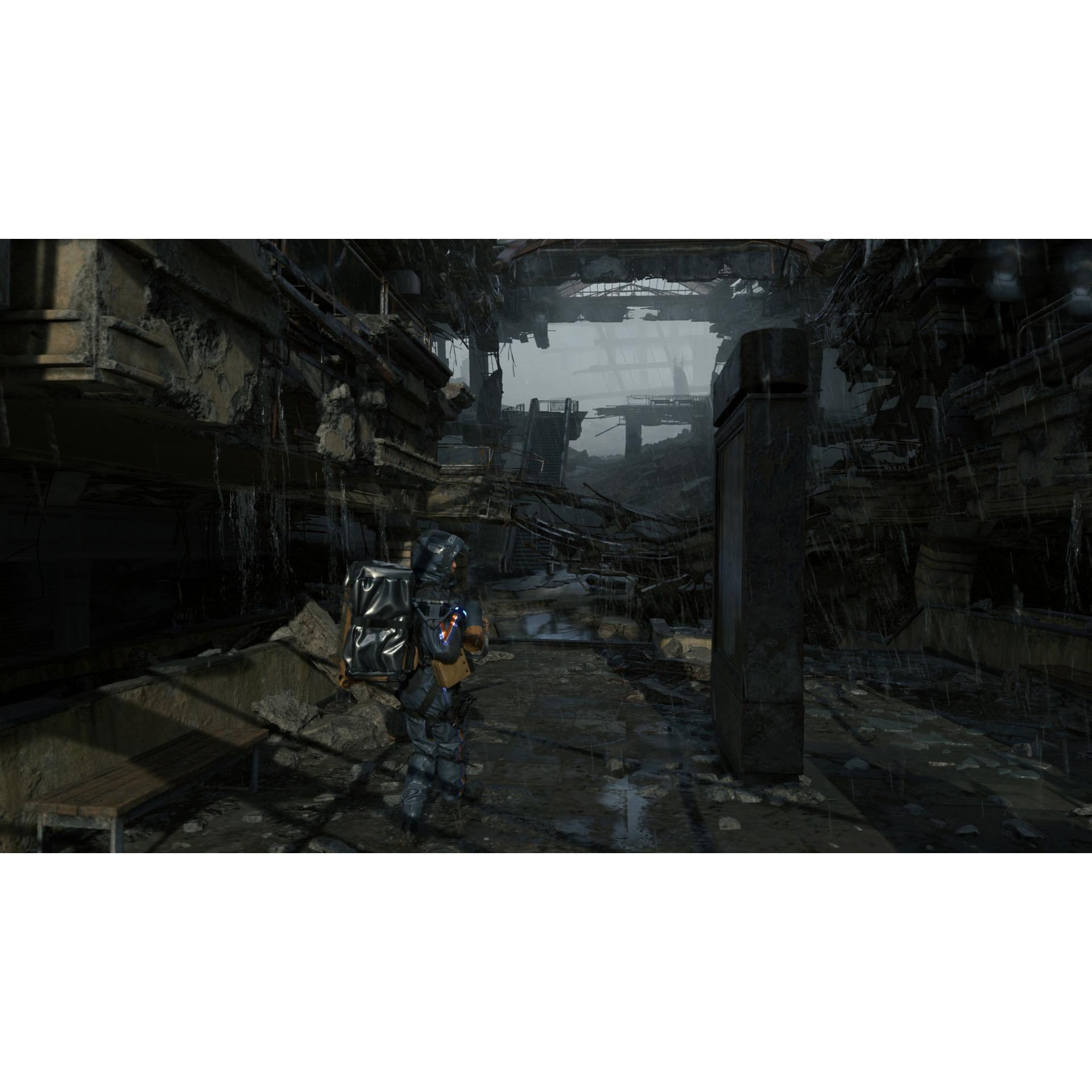 Joc Death Stranding pentru PlayStation 4 4
