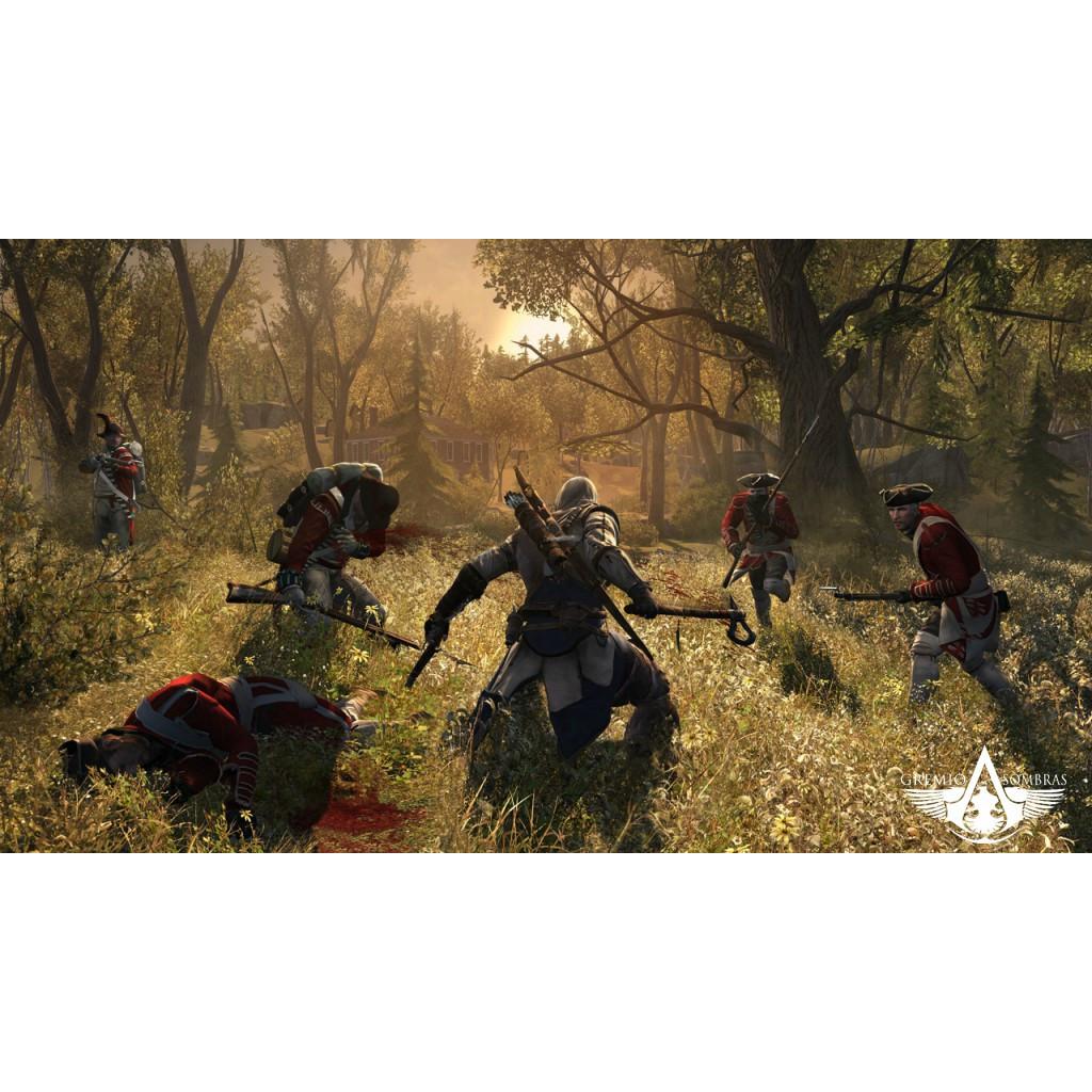 Joc Assassin's Creed 3 (Cod activare Uplay) 1
