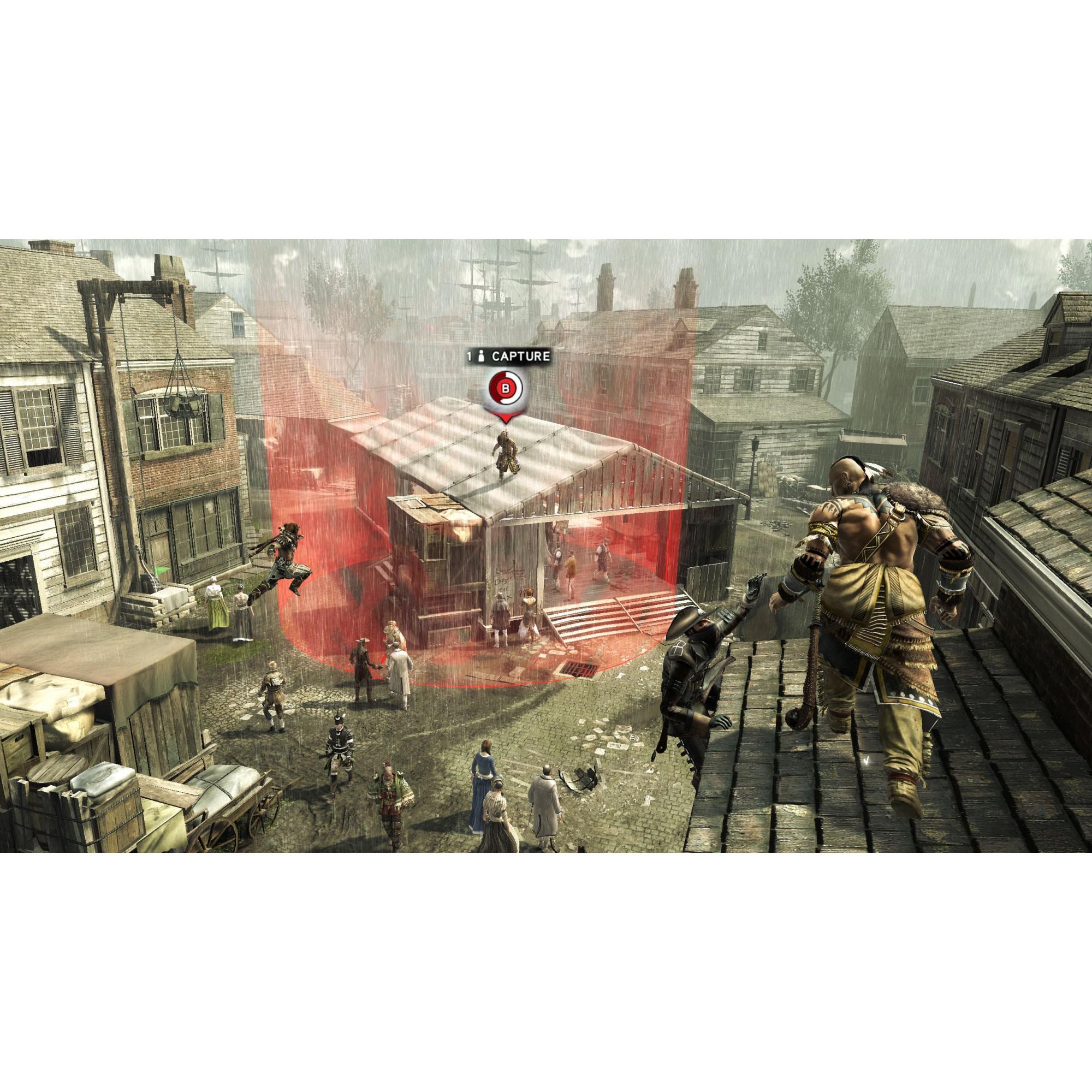 Joc Assassin's Creed 3 (Cod activare Uplay) 3