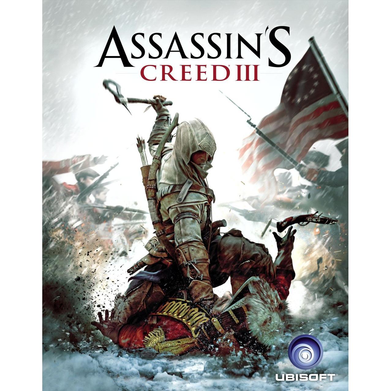 Joc Assassin's Creed 3 (Cod activare Uplay) 0