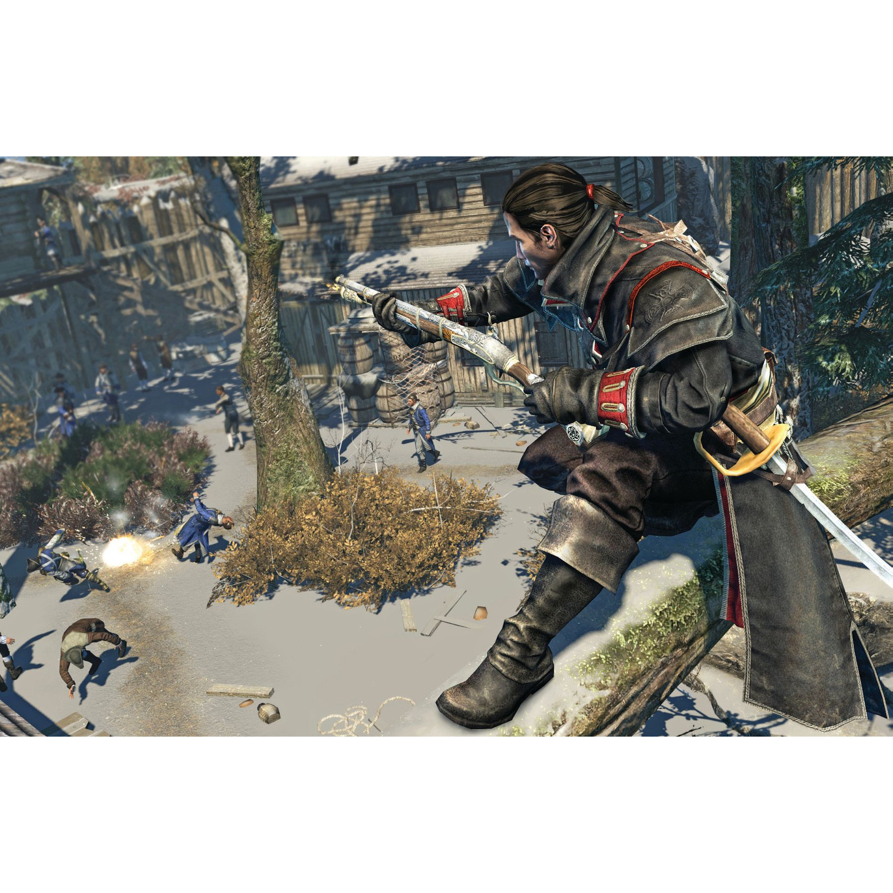 Joc Assassin's Creed Rogue Cod activare Uplay 1
