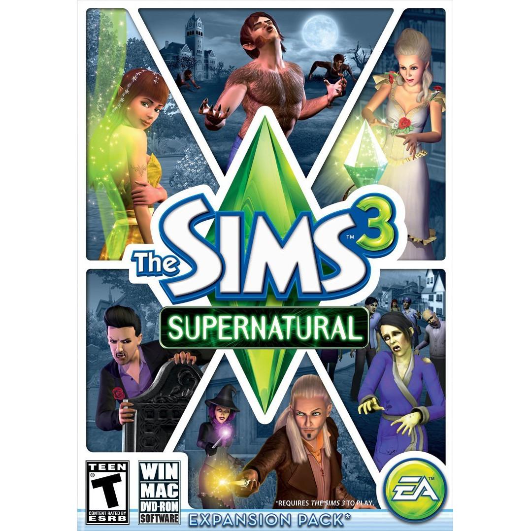 Joc The Sims 3 Supernatural DLC Pack EA (COD activare Origin) 0