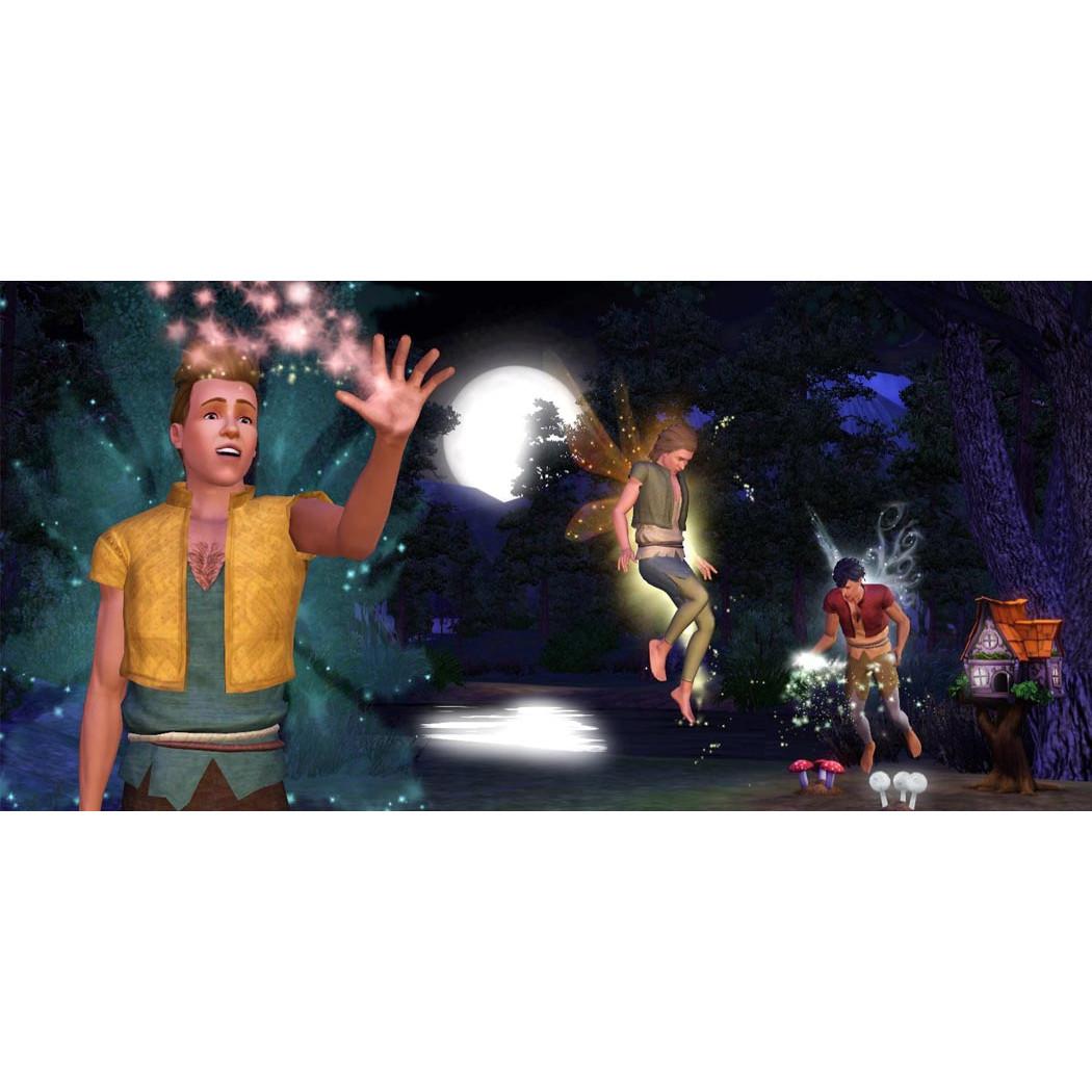 Joc The Sims 3 Supernatural DLC Pack EA (COD activare Origin) 1