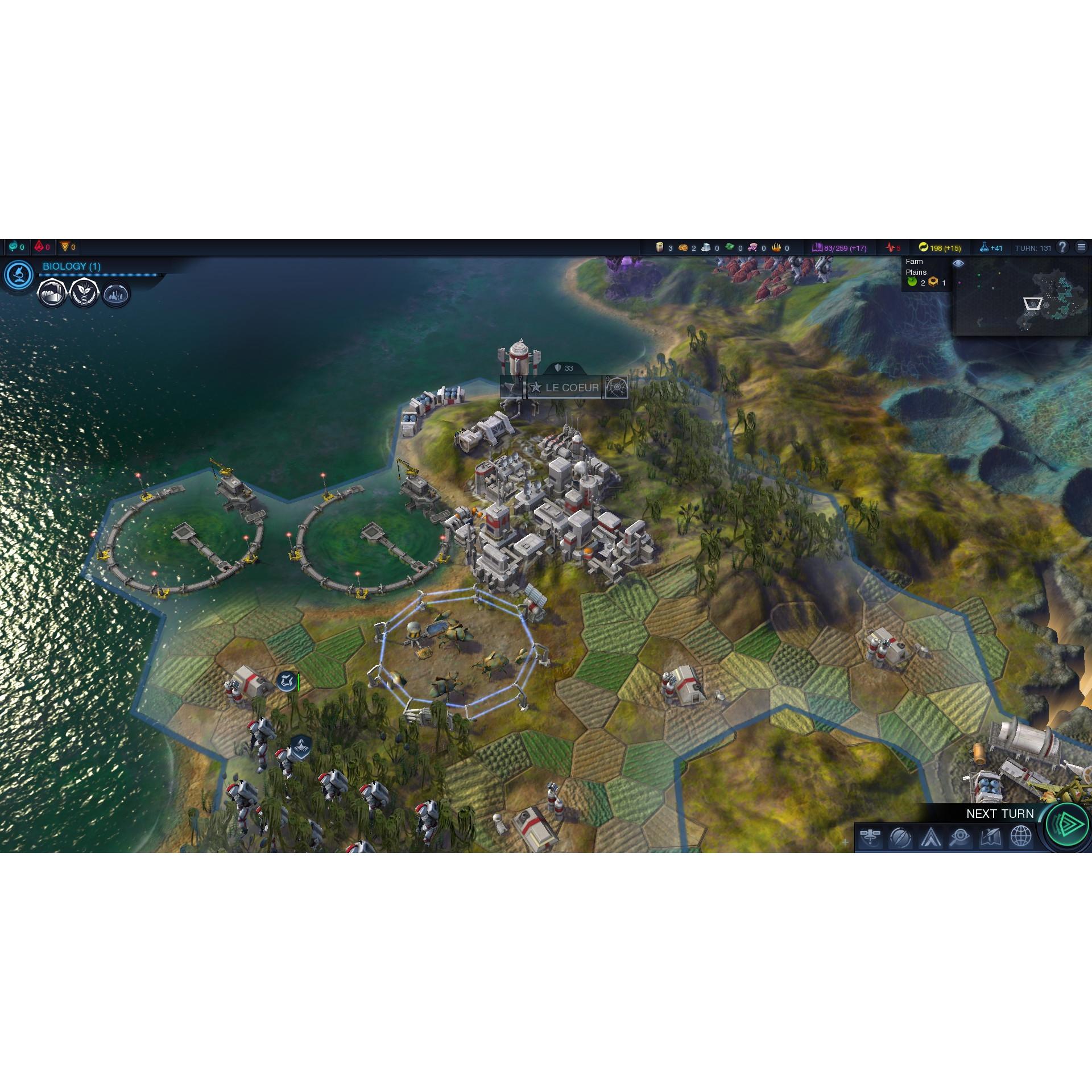 Joc Civilization: Beyond Earth(COD activare Steam) 5