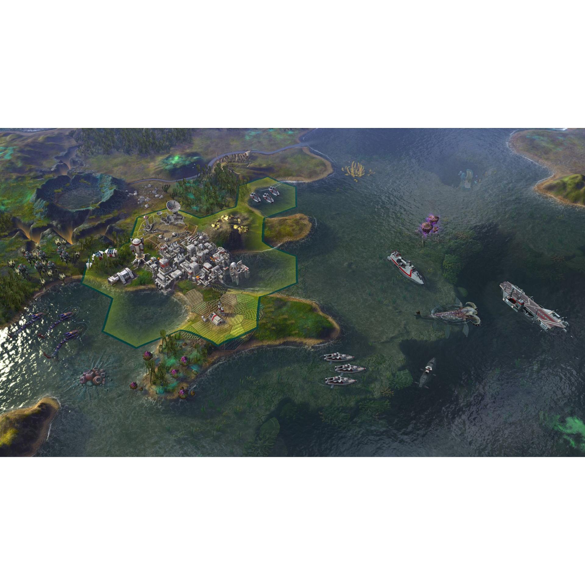 Joc Civilization: Beyond Earth(COD activare Steam) 1