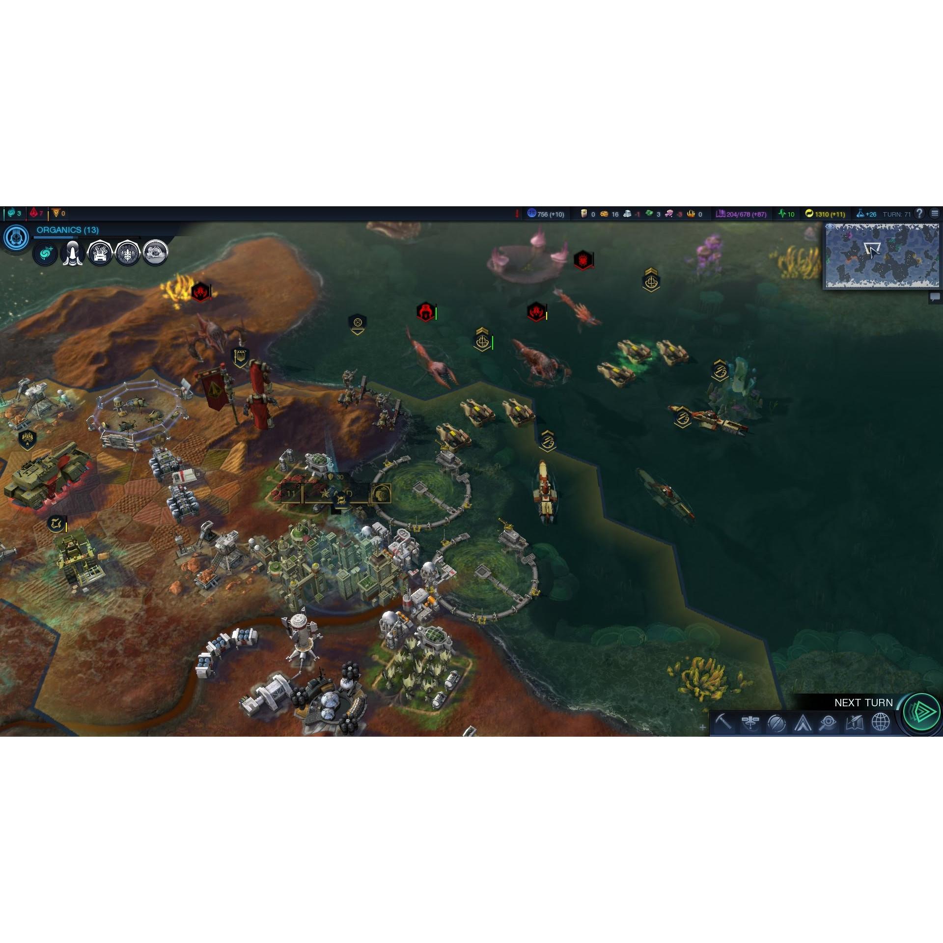 Joc Civilization: Beyond Earth(COD activare Steam) 3