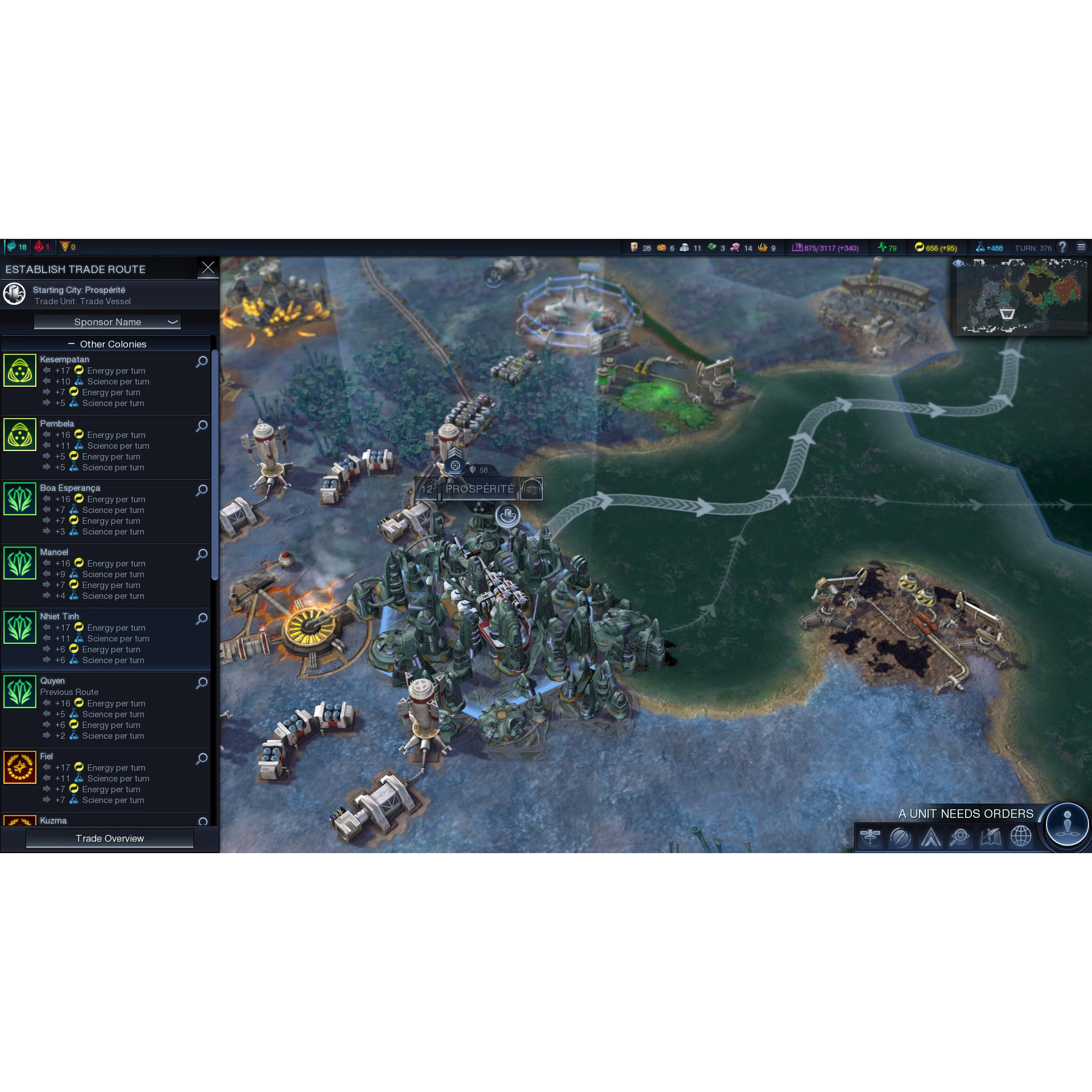 Joc Civilization: Beyond Earth(COD activare Steam) 4