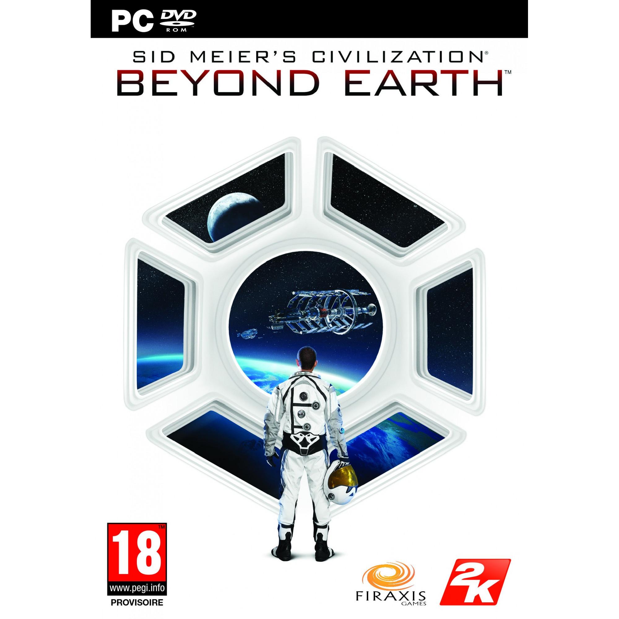 Joc Civilization: Beyond Earth(COD activare Steam) 0