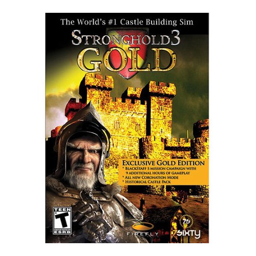 Joc Stronghold 3 (Gold Edition)(COD activare Steam) 0