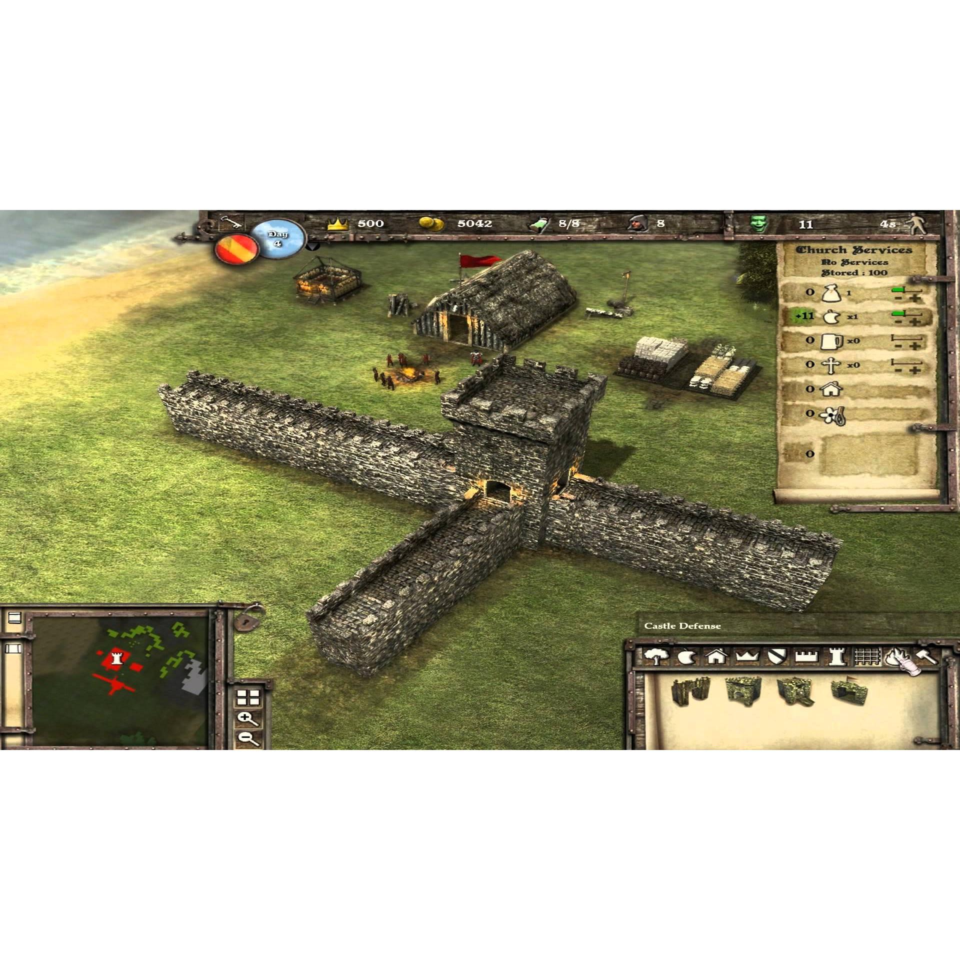 Joc Stronghold 3 (Gold Edition)(COD activare Steam) 2