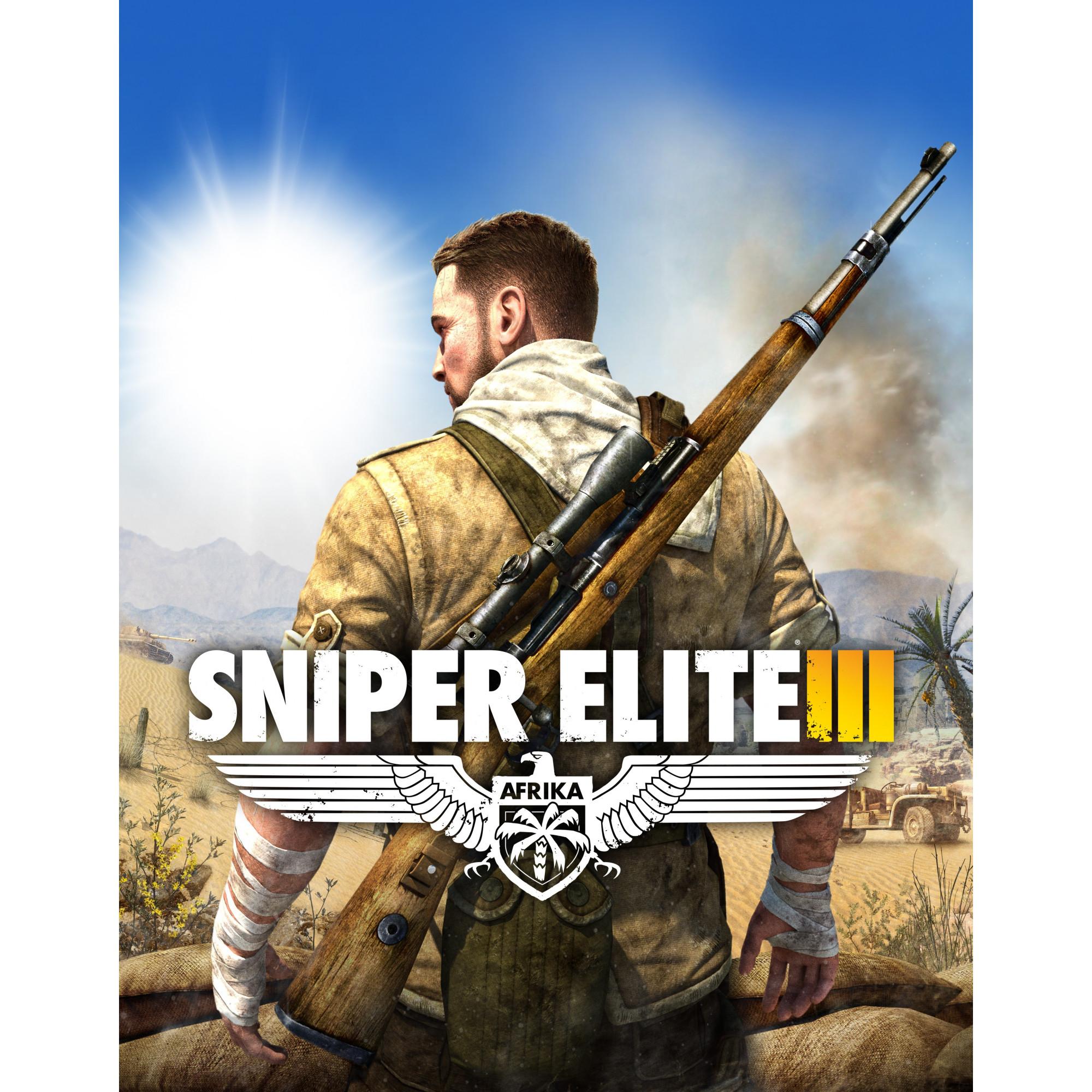 Joc Sniper Elite III Key(COD activare Steam) 0