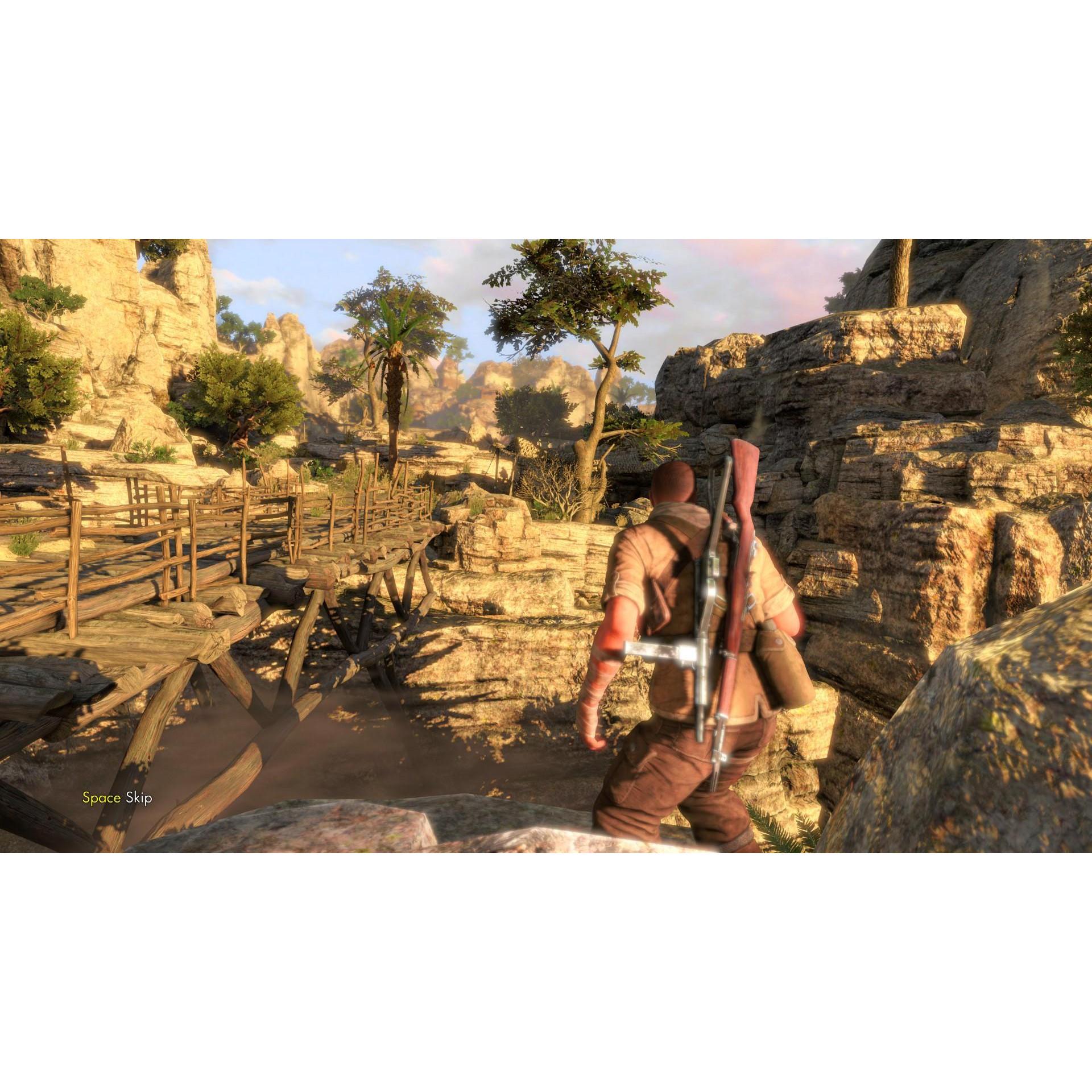 Joc Sniper Elite III Key(COD activare Steam) 3