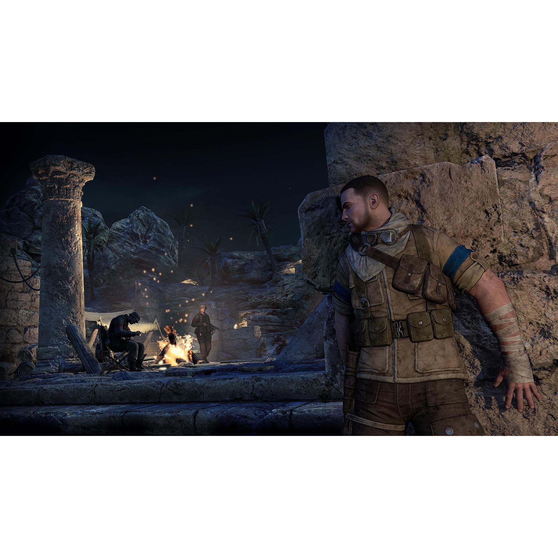 Joc Sniper Elite III Key(COD activare Steam) 5