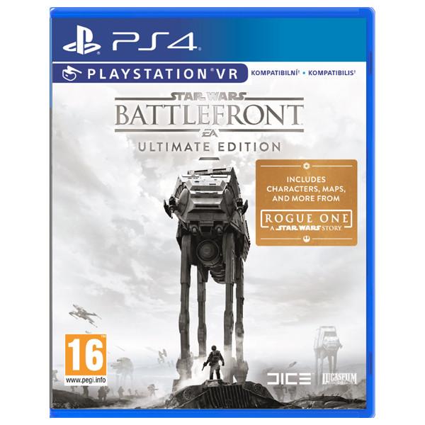 Joc Star Wars Battlefront Ultimate Bundle pentru PlayStation 4 0