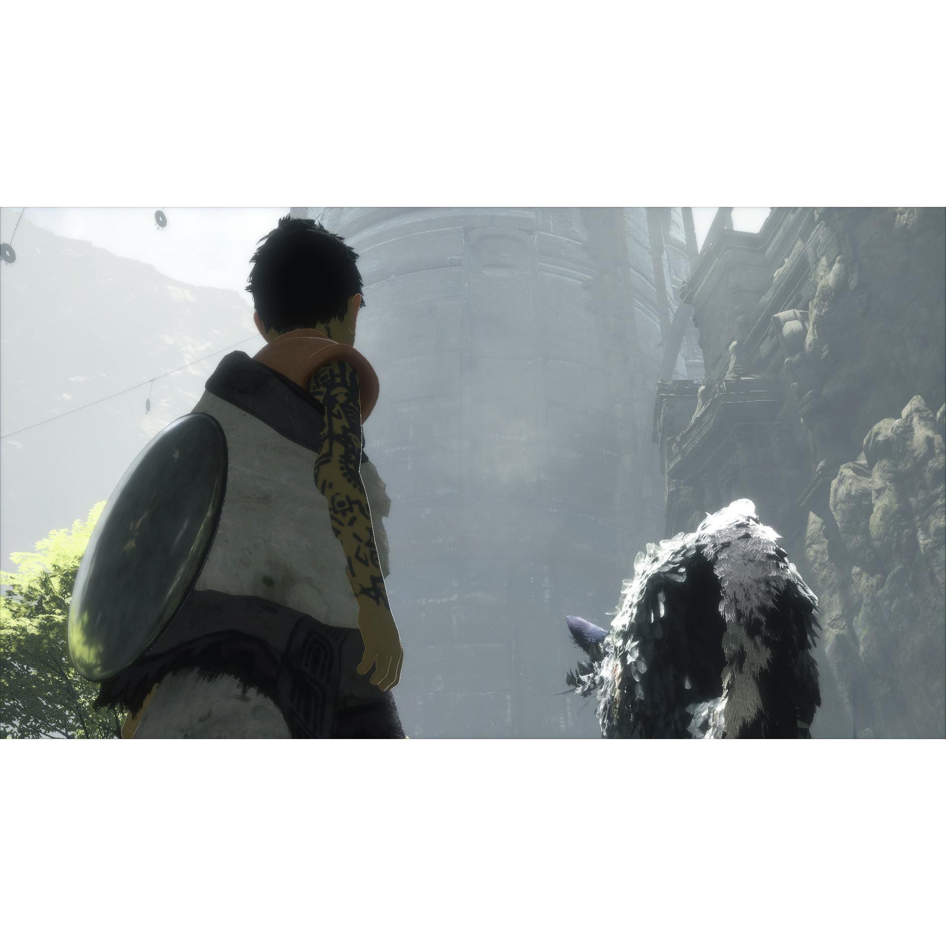 Joc The Last Guardian pentru Playstation 4 2