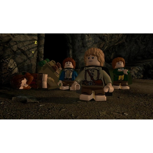 Joc LEGO: The Lord of the Rings pentru PC 3