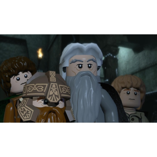 Joc LEGO: The Lord of the Rings pentru PC 4