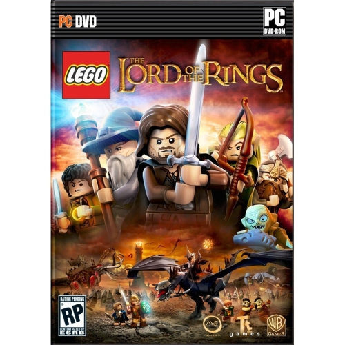Joc LEGO: The Lord of the Rings pentru PC 0