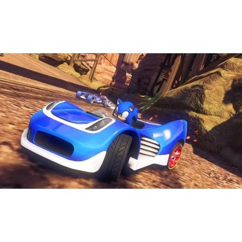 Joc Sonic & All-Stars Racing: Transformed pentru Wii U 2