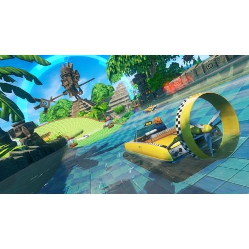 Joc Sonic & All-Stars Racing: Transformed pentru Wii U 3