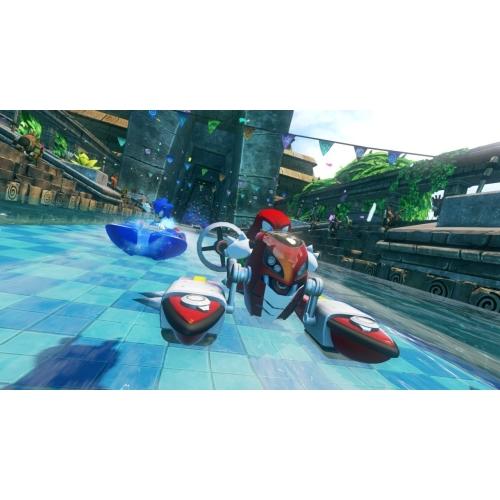 Joc Sonic & All-Stars Racing: Transformed pentru Wii U 4