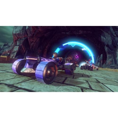 Joc Sonic & All-Stars Racing: Transformed pentru Wii U 5
