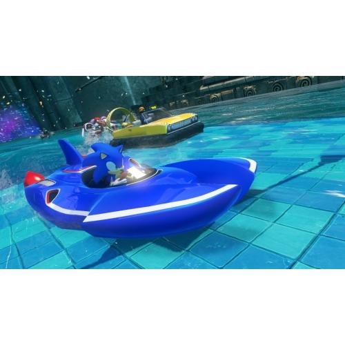 Joc Sonic & All-Stars Racing: Transformed pentru Wii U 6