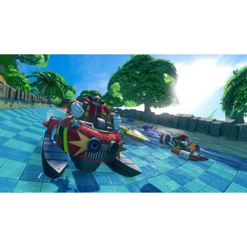 Joc Sonic & All-Stars Racing: Transformed pentru Wii U 7