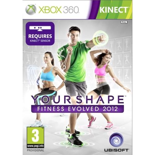 Joc Your Shape Fitness 2 Evolved 2012 pentru XBOX 360 - KINECT 0