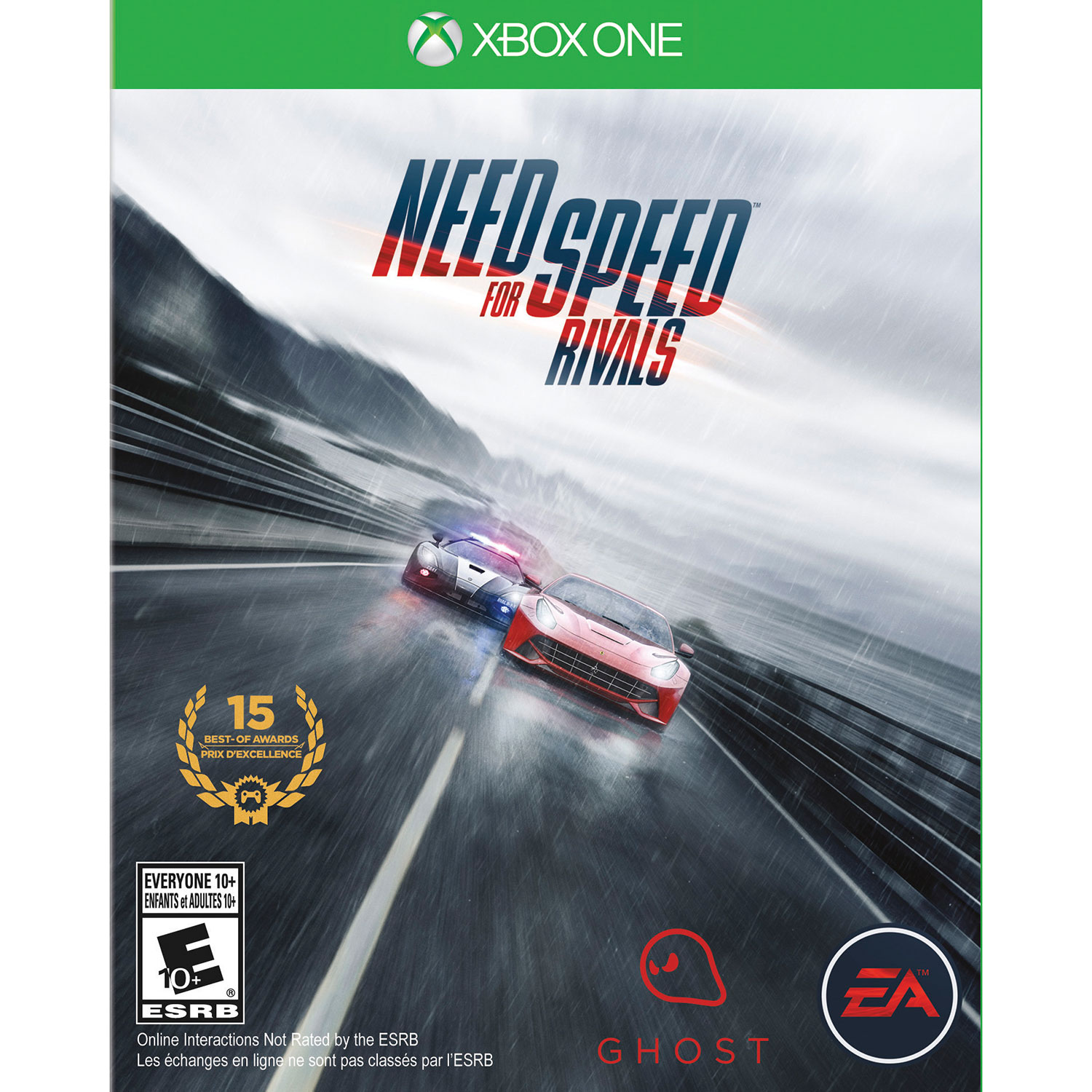 Joc Need For Speed Rivals Electronic Arts pentru Xbox One 0